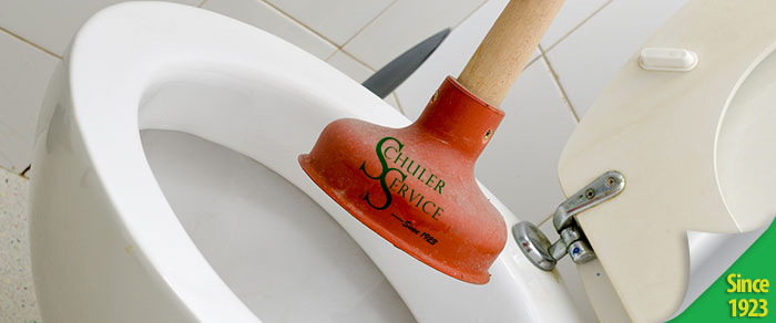 clogged toilet repairs services in allentown pa
