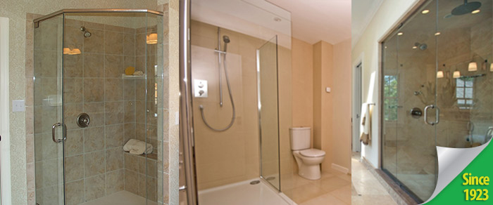 Allentown Custom Frameless Shower Doors Enclosures Custom Shower - Custom bathroom glass doors