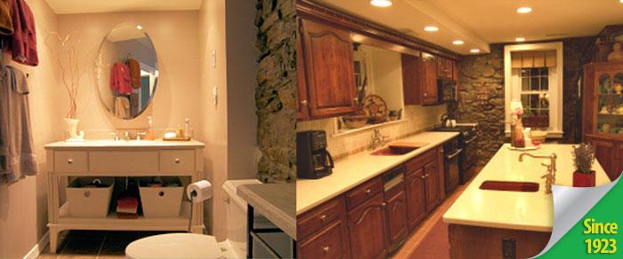 Kitchen cabinets in allentown pa - Bathroom Remodeling Bathroom Renovation Services In Allentown Pa