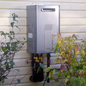 Allentown Tankless Water Heater