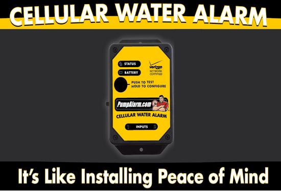Cellular Water Alarm Schuler Service