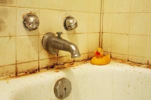 Easton Tub-Stains