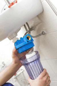 water-filter-installation