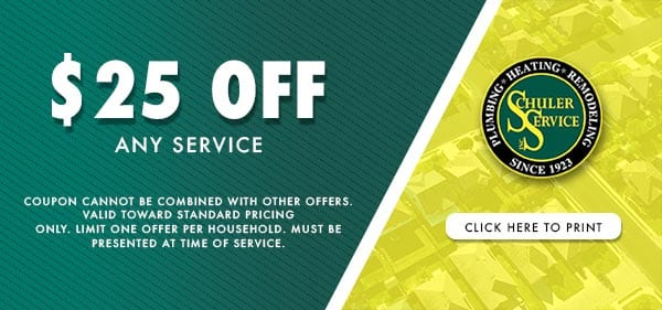 discount on any service