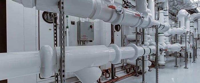 modern industrial plumbing