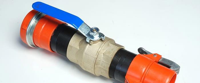 plastic water valve