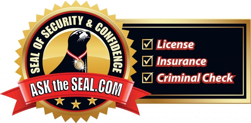 Seal of Security and Confidence. AskTheSeal.com