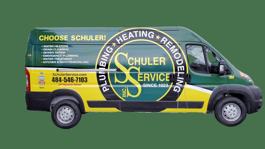 Schuler Service Allentown PA Plumbing Service Contractor